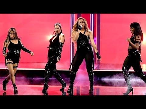 SHADE ALERT! Fifth Harmony Cuts Camila Cabello's...