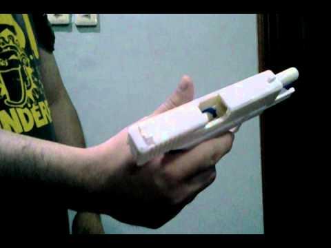 3D Printwiz Printed Glock 17 Functional Non Firing Model