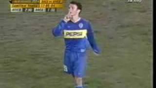 semi libertadores 2004 - river vs boca (penales) parte 4.flv