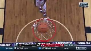 Rarest Play in Basketball History?