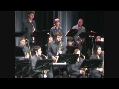 SLOHS Jazz at Cal Poly -- Lady Be Good