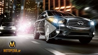 2014 Infiniti QX60 review - تجربة انفينيتي كيو اكس 60 - Dubai UAE Car Review by Motopedia.ae