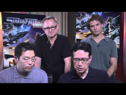 Starship Troopers: Invasion Interview