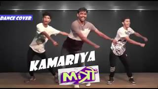 KAMARIYA-MITRON-Best Dance Cover- Darshan Raval-Easy Steps Choreography-dance tutorial