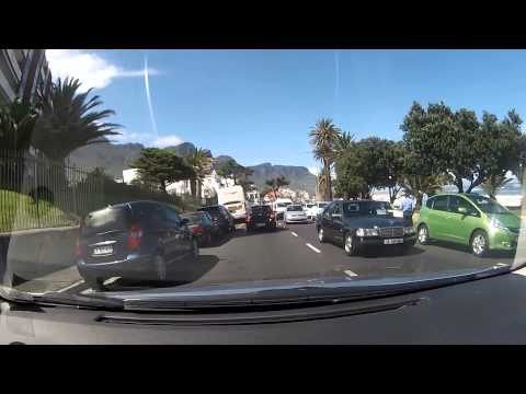 Sea Point to Hout Bay Harbour, January 2014