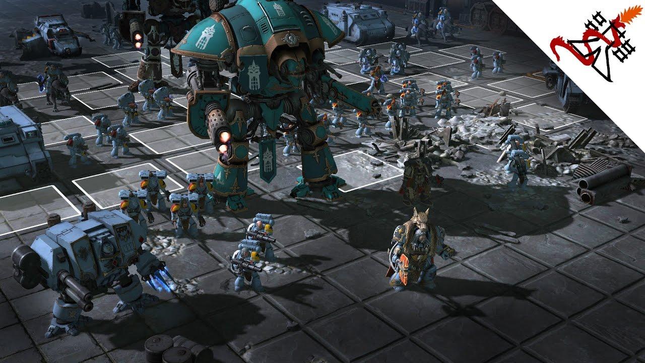 warhammer 40000 games