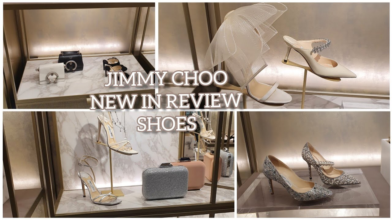 Jimmy Choo NewIn Shoes Collection / September 2020