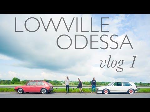 VLOG 1 | Full Trip Odessa | Lowville 2016