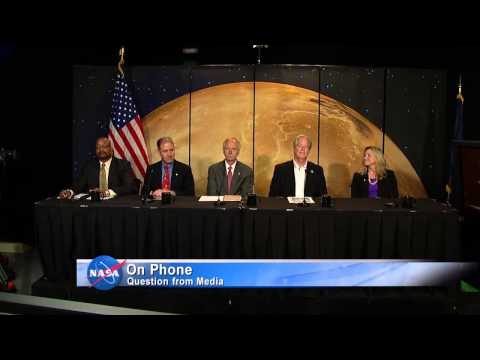 Mars 2020 Rover and Beyond News Teleconference from NASA Hea