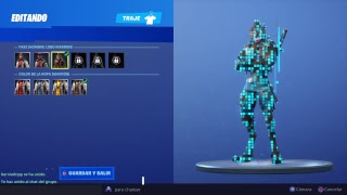 Direct from FORTNITE with the skin of the GALLEY