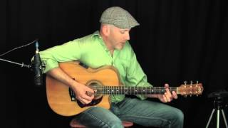 Chega de Saudade / No More Blues - Adam Rafferty Solo Fingerstyle Guitar