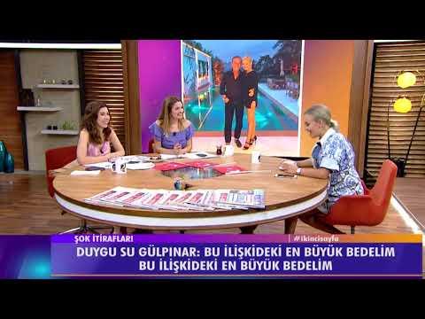 """Ali Ağaoğlu'nun eski sevgilisi Duygu Su Gülpınar:""""Ben bu ilişkinin bedelini ödedim."""""""