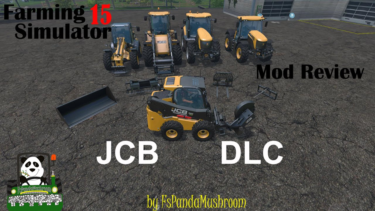 farming simulator 15 jcb dlc free download