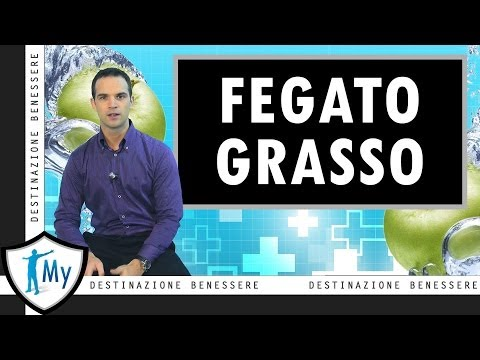 Steatosi Epatica - Fegato Grasso