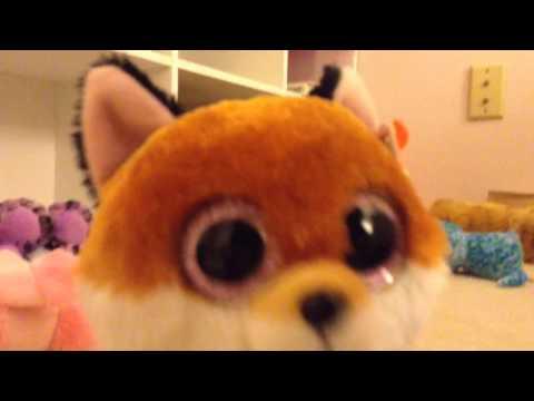 What Does The Fox Say? Beanie Boo Version
