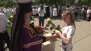 2021-06-08 г. Брест. Архиепископ Брестский и Кобринский Иоанн чествовал... Новости на Буг-ТВ. #бугтв