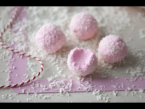 Coconut Marshmallows for the holiday´s