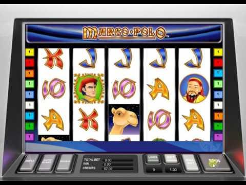 Игровой автомат marco polo леон онлайн