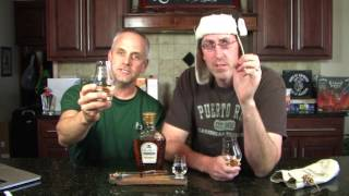Whisky Review #137 Crown Royal Hand Select Barrel...Scotch Test Dummies