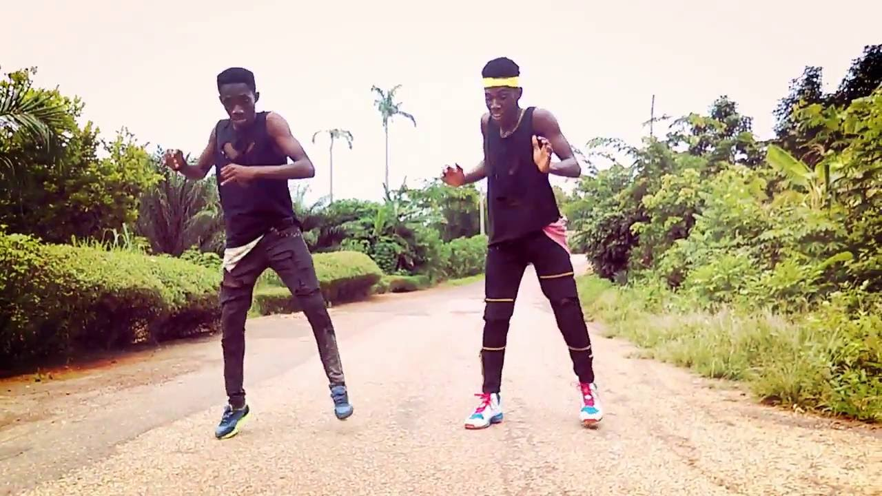 AFROBEAT DANCE VIDEO (4) BY ALLO DANCERS
