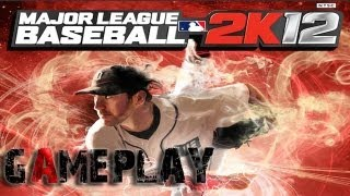 Major League Baseball 2K12 Gameplay (PC/HD)