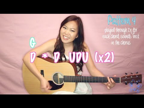 """""""Shake It Off"""" - Taylor Swift EASY Guitar Tutorial/Chords (No Capo!)"""