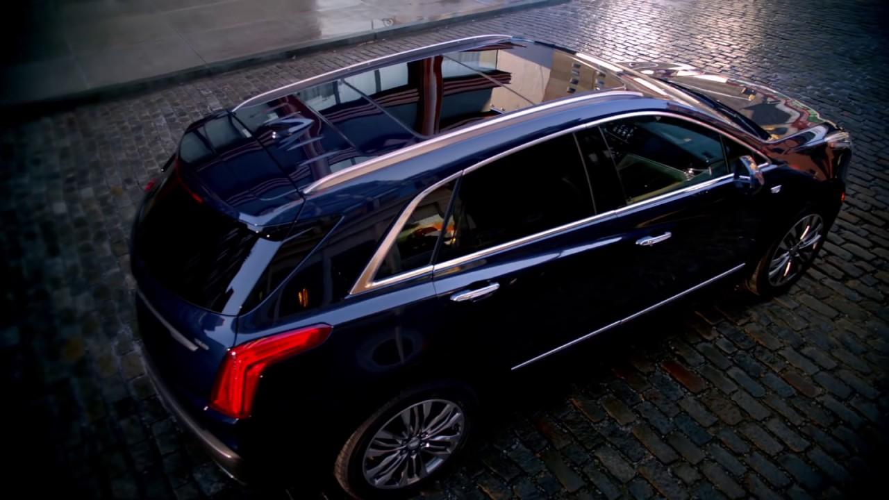 Cadillac Xt5 2017 Commercial Youtube