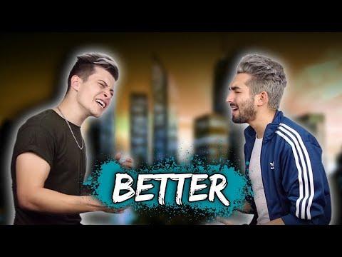 Khalid - Better (SING OFF vs Paulo Sousa)