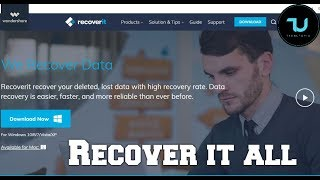 RecoverIt Photo Recovery Software Review Photo/Video/Audio Recovery Software for Win and Mac