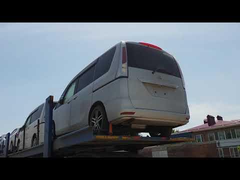 Авто из Японии, Встреча автовоза из Владивостока В Краснодаре!!!
