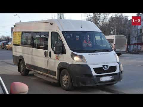 Новоусманским маршруткам могут ограничить въезд в Воронеж