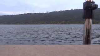 pêche brochet drop saint cassien juin 2013
