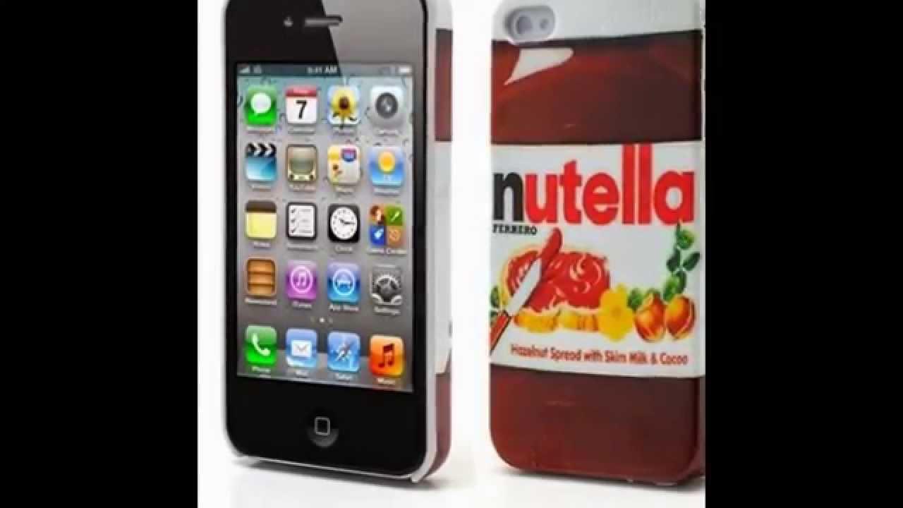 Coque Caoutchouc Iphone S