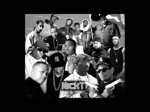 Notorious BIG ft. Busta Rhymes, 50 Cent, Eminem, 2Pac, Nas - Victory [NickT Remix]