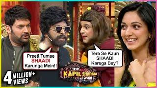 The Kapil Sharma Show | Chandu As Kabir Singh With Sapna, Kapil, Akshay, Kareena, Kiara Good Newwz