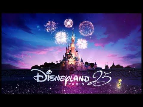 Лучший обзор всех аттракционов Disneyland Paris France