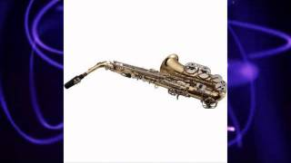 LJ Hutchen Eb Alto Saxophone with Plush-Lined Case review thumbnail
