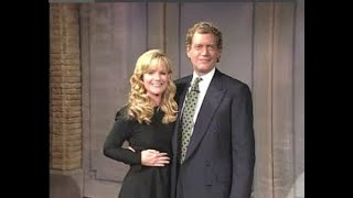 Bonnie Hunt Collection on Letterman, Part 1 of 3: 1992-1995