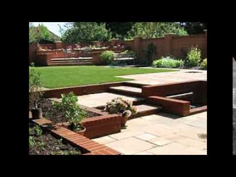 Split level garden ideas youtube for Split level garden designs