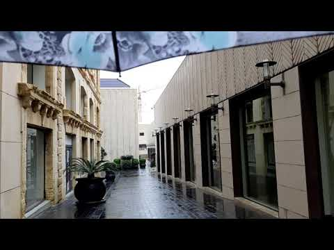 LEBANON downtown area ONE of best places in beirut