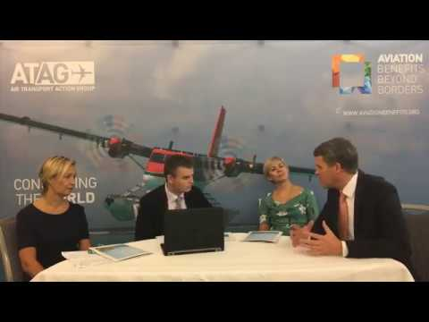 Facebook Live - Global Sustainable Aviation Summit 2017
