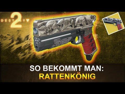 Destiny 2: So bekommt man Rattenkönig (Deutsch/German)