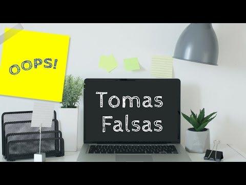 TOMAS FALSAS/Bloopers - Edición 2017