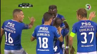 Video Gol Pertandingan Belenenses vs Vitoria Guimaraes