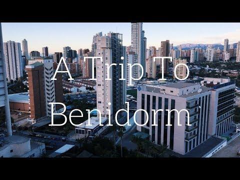A Trip To Benidorm | Travel Vlog 2018