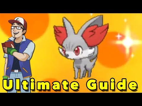 Ultimate Pokemon Shiny Hunting Guide (6th Gen.)