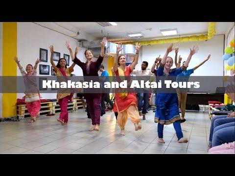 Khakassia & Altai Tours 2017 - Invitation