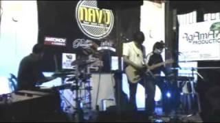 Paranoid City - Burning Polaroids (Live @ Navo Bar 08.01.2009)