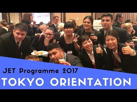 JET Programme 2017 - Tokyo Orientation