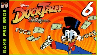 Ducktales Remastered #6 - Seems Racist to Me - Game Pro Bros